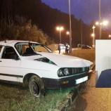 Erfelek MHP İlçe Başkanı Trafik Kazası Geçirdi!…