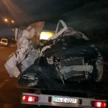 Sinop'a Asker Teslimi Dönüşü Feci Trafik Kazası, 1 Ölü, 3 Yaralı….