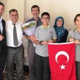 Boyabat Hamit Tekin Ortaokulu Gazileri Ziyaret Etti…