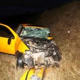 Kamyon, Ticari Taksiyle Çarpıştı: 5 Yaralı…