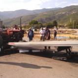 Otomobilin Çarptığı Traktör İkiye Bölündü…