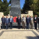 Mustafa Kemal Atatürk'ün Emanetine Bizler Sahip Çıkacağız…