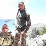 Gecenin Son Haberi ; Boyabatlı Uzman Çavuş Mikail Özdemir'den, Suriye'den Selam Var….