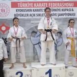 Boyabatlı (Demir Yumruk) Tuğbanur Yalman Türkiye 1. Oldu….