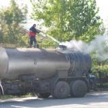 Tanker Alev Aldı, Faciadan dönüldü…
