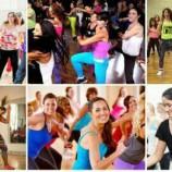 Boyabat'ta Bayanlara Ücretsiz , Salon Dansı (ZUMBA) Kursu Başladı…..