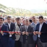 Durağanda ENERSAN PELET Fabrikası Dualarla Açıldı…