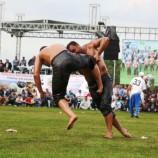 """Boyabat'ta Yağlı Güreşler """"Nefes"""" Kesti, (Foto Haber)…"""