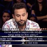 """Sinoplu İlker Erdoğan """"Kim Kim Milyoner Olmak İster"""" Yarışmasına Katıldı…"""