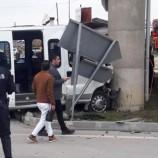 SON Dakika ; Öğrenci Okul Servisi Kaza Yaptı, 11 Yaralı…