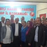 MHP Yeni Yönetimi İlk Toplantısını Yaptı…