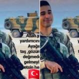 Saraydüzü'lü  Askerimiz Suriyede….
