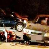 Eski Otogarda Otomobille Motosiklet Çarpıştı, 1 Yaralı….