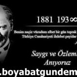 10 Kαsım 1938'den Bugüne Seni, Her Zαmαnkinden Dαhα Çok Özlüyor Ve Dαhα İyi Anlıyoruz….
