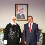 Aile, Çalışma Ve Sosyal Hizmetler Bakanı Sinop'a Geliyor…