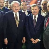 TBMM Başkanı Prof. Dr. Mustafa Şentop Sinop Günleri Açılışını Yaptı…