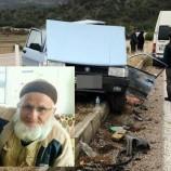 Boyabat Gökceağaç Köyünden (Horoz) Halim Kılıçalp Trafik Kazasında Hayatını Kaybetti.
