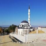 Mezarlığa Sıfır, H.E. Gürbüz Cami İnşaatı Bitiyor…