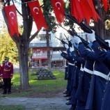 Sinop'ta 30 Kasım Deniz Şehitleri Anıldı…