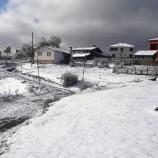 Boyabat'ta Kuru Soğuk , Etrafında Kar Var….