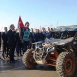 Türkiye Off-Road Şampiyonası Seremonik Açılışı Gerçekleşti!!..