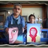 """Aşkın Ayrancıoğlu ve Öğrencisi """"Birlikte Güzeliz"""" Sergisinde…"""