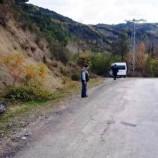 Motosiklet- Minibüs Çarpıştı, 1 Yaralı…