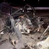 Feci Trafik Kazası İki Otomobil Kafa Kafaya Çarpıştı, 2 Ağır, 6 Yaralı…