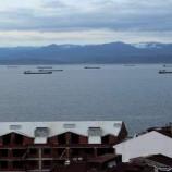 Fırtınadan Kaçan Kuru yük gemileri Sinop'a sığındı…