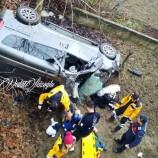 Sinoplu Aile Araç'ta Kaza Yaptı, 1 Ölü 2 Yaralı….