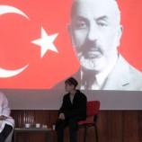 Boyabat'ta Mehmet Akif Ersoy'u Anma Programı Düzenlendi…