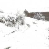 Boyabat'ta Kar Yağışı Etkili Oluyor…