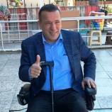 Boyabatlı Şair Zeynel Parmaksız; Dünya Engelliler Günü Tüm Engellilerimize Kutlu Olsun …