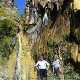 Durağan Karataş Şelalesi Turizme Kazandırılıyor…