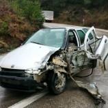 Ayancık Yolunda Feci Trafik Kazası, 1 Çocuk 3 Yaralı…