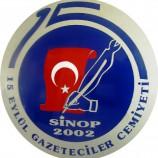 Sinop 15eylül gazeteciler cemiyeti kınama ve protesto…