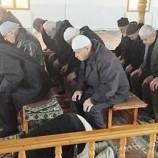 Sinop'ta Camilerde Kurulan Sabitlenmiş Sıralar Kaldırıldı…