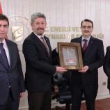 Sinop'un 'Enerjisi' Masaya Yatırıldı, Enerji ve Tabii Kaynaklar Bakanı Fatih Dönmeze Ziyaret…