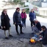 SON Kalaycılar , Ateş Yakıp, Sinop'ta Kalay Yaptılar…
