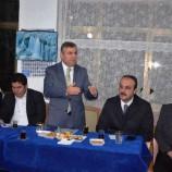 """Vekil Nazım Maviş Boyabat'ta """"36"""" Köy Muhtarı İle Buluştu…"""