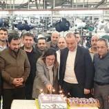 """Sinop'un Yükselen Değeri, """"mute"""" Çorap Kuruluşunun 2. Yılını Kutladı…"""