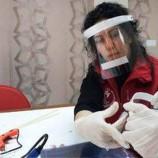 Sinop'ta 3d Teknoloji İle Yüz Koruyucu Maske Üretildi…