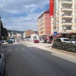 Boyabat'ta Coronavirüsü Sessizliği, Sokaklar Boşaldı…