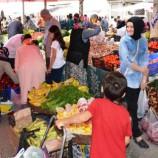 SON Dakika ; Durağan Halk Pazarı Kapatıldı…