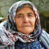 Bağlıca Köyünden Keziban Karaca Hanımefendi Vefat Etti…