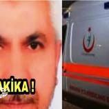 SON Dakika!!! Sinop'ta COVİD -19 Dan 5. Ölüm….