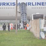 Almanya'dan Uçakla Getirilen 237 Gurbetçi Sinop'ta…