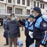 Boyabat Belediyesi Ücretsiz Maske Dağıttı…