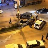 Boyabat Yeni Mahallede Trafik Kazası…