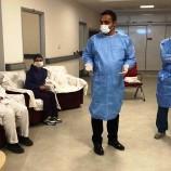Vekil Barış Karadeniz'den Hastaneye Sürpriz Ziyaret…
